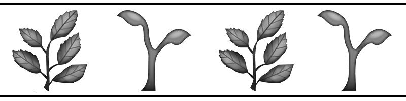 vegan emojis 4 plants