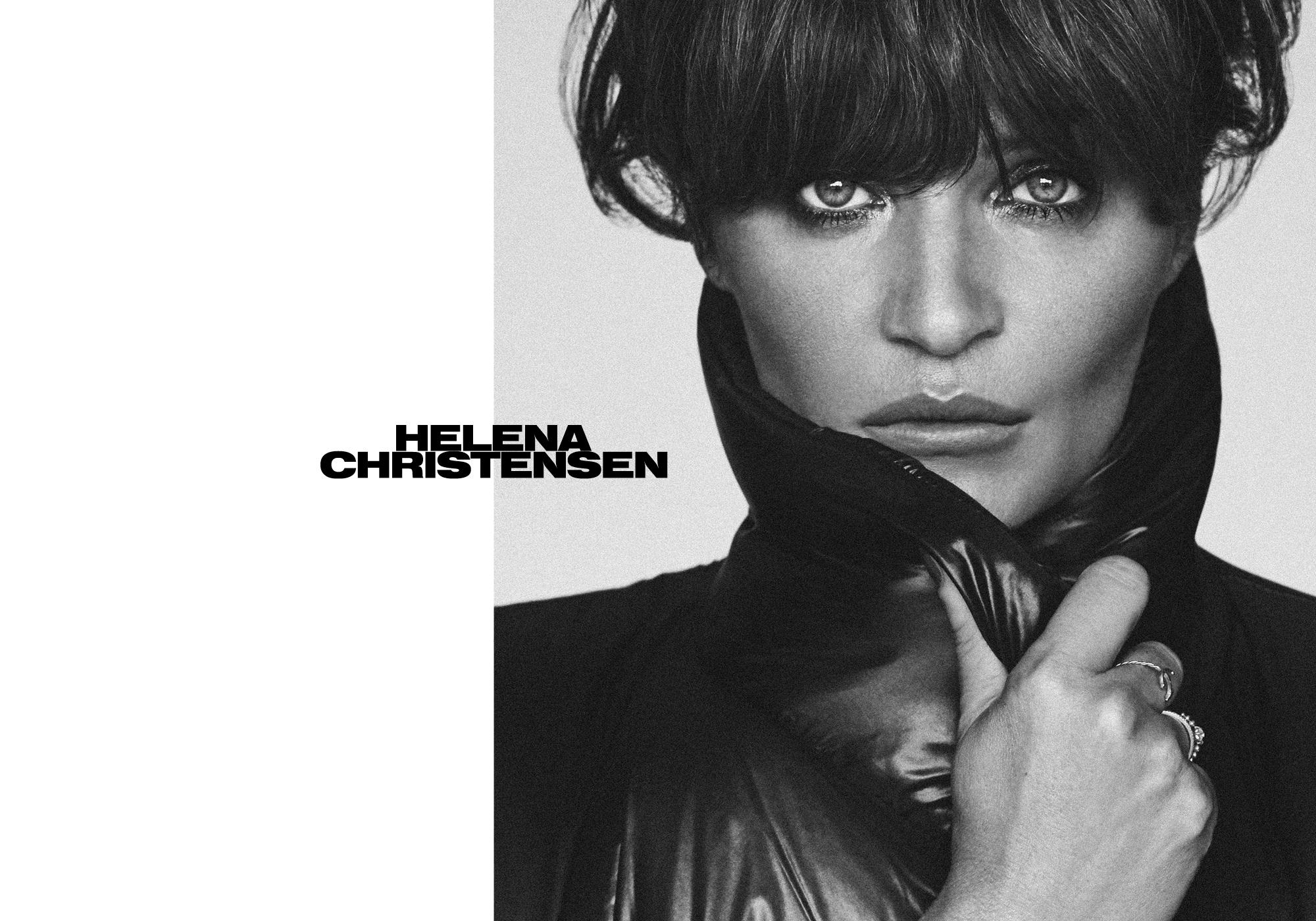 Helena Christensen Nude Photos 32
